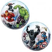 Balão Bubble Avengers Marvel  56cm