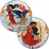 Balão Bubble Elena de Avalor  Disney 56cm