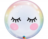 Balão Bubble Eyelashes 56cm