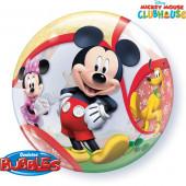 Balão Bubble Mickey e Amigos 56cm