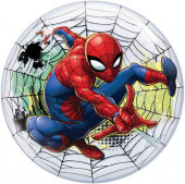 Balão Bubble Spider Man  Web 56cm