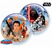 Balão Bubble Star Wars - The Force Awakens 56cm