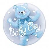 Balão Bubbles  Baby Boy