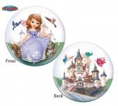 Balão Bubbles Princesa Sofia
