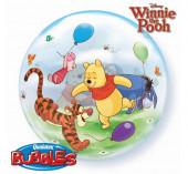 Balão Bubbles Winnie the Pooh