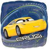 Balão Cars 3 jackson e Cruz 18