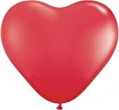 Balão Coração Vermelho 6