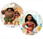 Balão Disney Vaiana 43cm