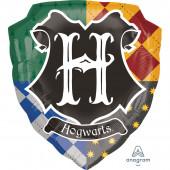 Balão Escudo Hogwarts 68cm