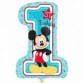 Balão Foil 1º Aniversario - Mickey