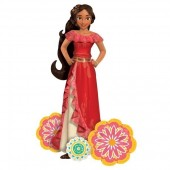 Balão Foil Air Walkers Elena de Avalor 137cm