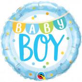 Balão Foil Baby Boy