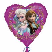 Balão Foil Coração Frozen 43m