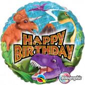Balão Foil Dinossauros 18