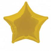 Balão Foil Estrela Dourado 51cm