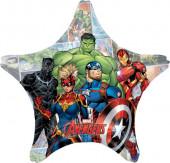Balão Foil Estrela Jumbo Avengers