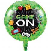 Balão Foil Gaming Party 46cm