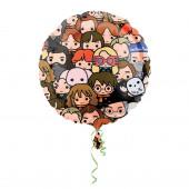 Balão Foil Harry Potter Multi Faces 43cm
