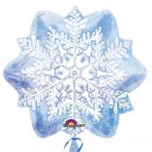Balão Foil Let it Snow 45cm