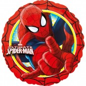 Balão foil Marvel Ultimate Spiderman 43cm