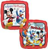 Balão Foil Metálico Mickey Racers