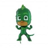 Balão Foil Mini Shape Gekko PJ Masks
