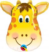 Balão Foil Mini Shape Girafa 14