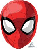 Balão Foil Mini Shape Spiderman Mask