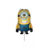 Balão Foil Mini Shape Stuart Minions 14