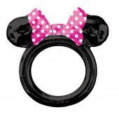 Balão Foil Moldura Selfie Minnie Mouse Disney