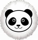 Balão Foil Panda Shape 45cm