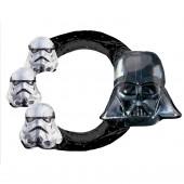 Balão Foil para Selfies Star Wars