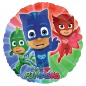 Balão Foil PJ Masks 43cm