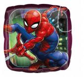 Balão Foil Quadrado Spiderman