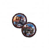 Balão Foil Redondo Avengers Endgame 43cm