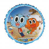Balão Foil Redondo Gumball 45cm