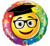 Balão Foil Smile Licenciado 46cm