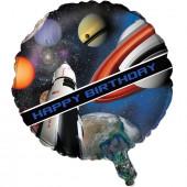 Balão Foil Space Blast - 18