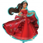 Balão Foil Supershape Elena de Avalor 78cm