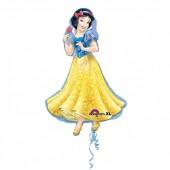 Balão Foil Supershape Princesa Branca de Neve 93 cm