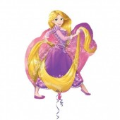 Balão Foil Supershape Princesa Rapunzel 78 cm