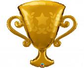 Balão Foil SuperShape Troféu de Ouro 99cm