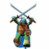 Balão Foil SuperShapeTartarugas Ninja Leonardo