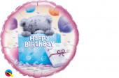 Balão Foil Teddy Baby