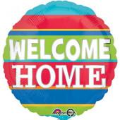 Balão Foil Welcome Home 45cm