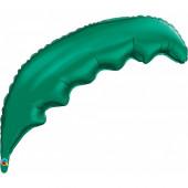 Balão Folha Palmeira Verde 91cm