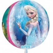 Balão Frozen Orbz Foil