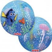 Balão globo transparente Disney Dory