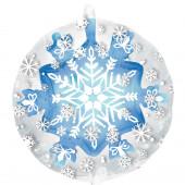 Balão Insiders Floco de Neve 60cm