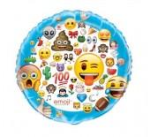 Balão Jumbo Emojis 86cm